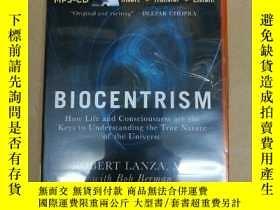 二手書博民逛書店Biocentrism:罕見How Life And Consciousness Are The Keys To