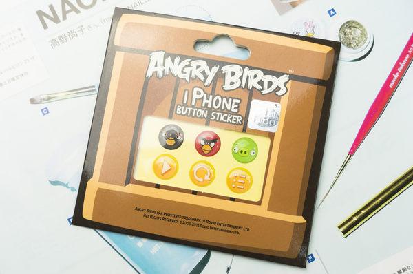 【MQueen膜法女王】iphone ipad Home貼 憤怒鳥 ANGRY BIRDS 豆豆貼