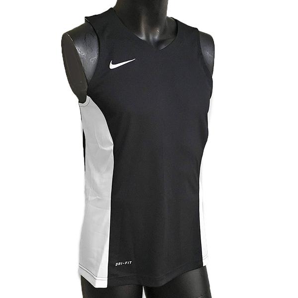 Nike AS Team League Tank [682904-010] 男 籃球 背心 透氣 單面 黑白