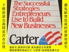 二手書博民逛書店Winners:罕見The successful strategies entrepreneurs use to