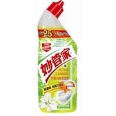 妙管家中性浴廁清潔劑-香水百合750g【愛買】