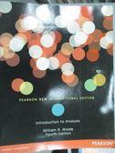 【書寶二手書T1/大學商學_XGF】Introduction to Analysis_William R. Wade