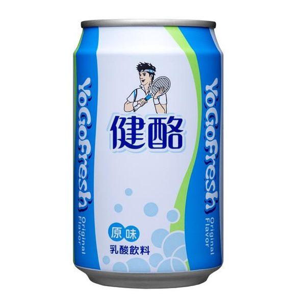 ●健酪乳酸飲料原味320ml-24罐/箱【免運費】【合迷雅好物超級商城】
