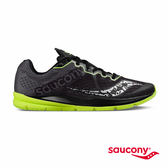 SAUCONY FASTWITCH 8 專業競速鞋-黑x螢光綠