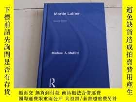 二手書博民逛書店《Martin罕見Luther》 Michael A. Mull