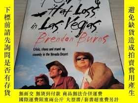 二手書博民逛書店Fear罕見of Hat Loss in Las VegasY2
