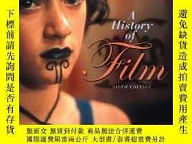 二手書博民逛書店A罕見History Of FilmY256260 Virginia Wright Wexman Allyn