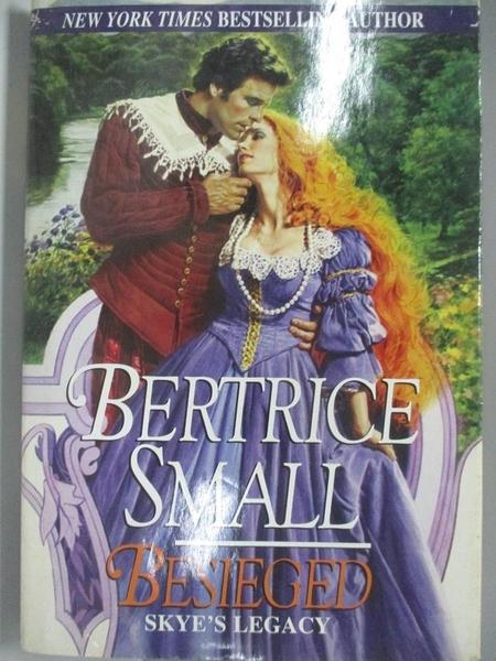 【書寶二手書T4/原文小說_AEE】Besieged_Beatrice Small