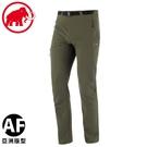 【MAMMUT 長毛象 男 Yadkin AF 保暖軟殼登山褲《綠鬣蜥》】1021-00161/登山/健行褲