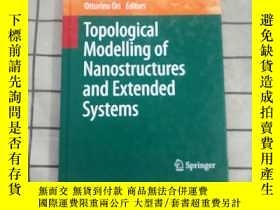 二手書博民逛書店Topological罕見Modelling of Nanostructures and Ext 進口原版 Y