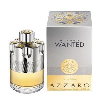AZZARO WANTED 致命武器男性淡香水 100ml