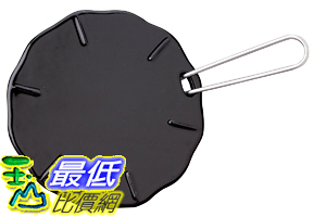 [104美國直購] 鑄鐵 節能 鐵盤Ilsa 7-Inch Cast Iron Heat Diffuser