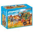 playmobil 西部城市 馬車_PM70013