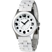 Marc by Marc Jacobs 白色時尚腕錶 手錶 MBM2533