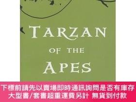 二手書博民逛書店Tarzan罕見of the Apes(Signet Classic) 人猿泰山Y454646 Edgar R