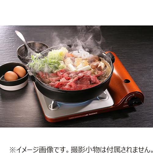 日本製Iwatani岩谷超級達人slim磁吸式卡式爐瓦斯爐露營野餐904172通販屋