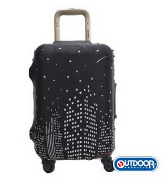 OUTDOOR-行李箱保護套-L-26~29吋(城市) ODS17B02LCT