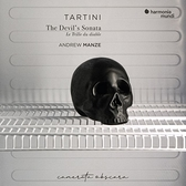 【停看聽音響唱片】【CD】塔替尼:魔鬼的顫音 安德魯.曼澤 小提琴