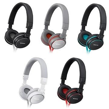 [耳機優惠] SONY MDR-ZX600 可旋轉折平耳罩式耳機