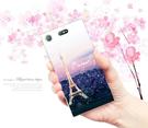 [XZ1 軟殼] Sony Xperia xz1 G8342 手機殼 保護套 外殼 巴黎鐵塔