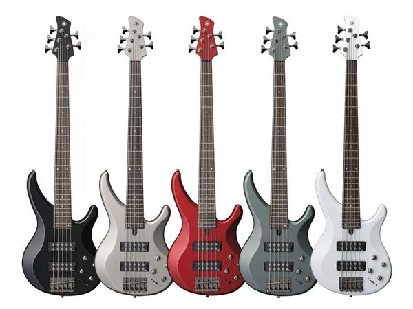 【金聲樂器廣場】 YAMAHA TRBX305 Bass 電貝斯 黑、紅、白、銀灰、金屬綠 共五色