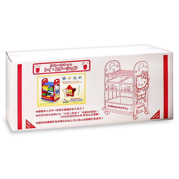 日本 迪士尼 Disney 玩具收納櫃
