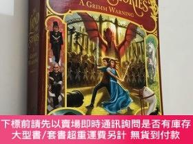 二手書博民逛書店THE罕見FAND OF STORIES A GRIMM WARNING 故事的警告Y439265 CHRIS
