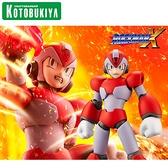 KOTOBUKIYA 壽屋 1/12 洛克人X 艾克斯 上升火焰 Ver. 組裝模型