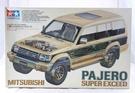 【震撼精品百貨】1/24PAJERO SUPER EXCEEP汽車模型【共1款】