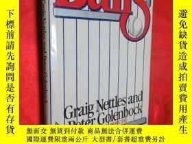 二手書博民逛書店Balls:罕見GRAIG NETTLES and PETER