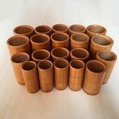 竹罐竹火罐碳化竹子竹炭罐竹筒火罐竹制拔罐器30罐家用一套裝