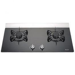 【歐雅系統家具廚具】林內 Rinnai 檯面式LOTUS二口爐 RB-26GF 瓦斯爐
