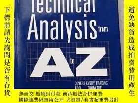 二手書博民逛書店Technical罕見Analysis from A to Z 精裝Y385290 Steven B. Ach