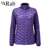 英國 RAB Altus Jacket 化纖保暖立領外套 女款  杜松紫 #QIO15