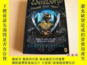 二手書博民逛書店原裝罕見Shadow of the Hawk (Wereworld)鷹的影子(世界)。Y178606 Curt