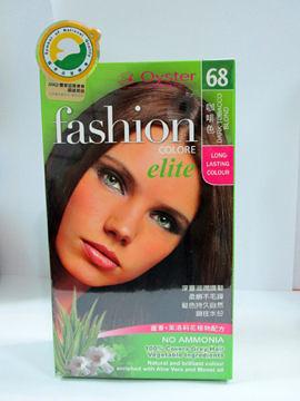 華世~歐絲特植物性染髮劑68號(咖啡色)Dark Tobacco Blond
