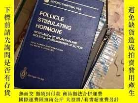 二手書博民逛書店FOLLICLE罕見STIMULATING HORMONE:Re