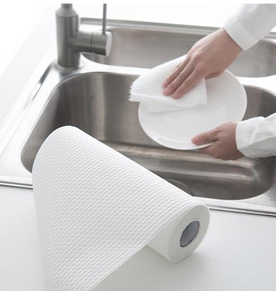 懶人抹布一次性廚房干濕兩用