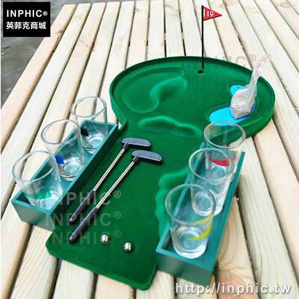 INPHIC-迷你高爾夫球玩具大冒險尾牙玩具 歌廳用具高爾夫球遊戲酒架_ouJz