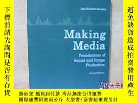 二手書博民逛書店Making罕見Media: Foundations of So