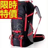 登山背包(小)-實用多隔層造型雙肩包4色57w12[時尚巴黎]