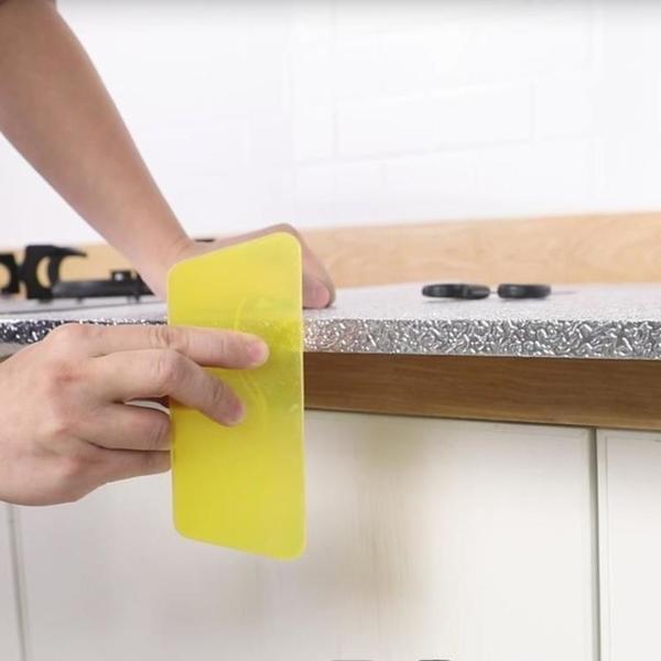 廚房貼紙 防油貼紙防水防潮防霉錫箔紙耐高溫櫃子爐灶台面自黏墻紙墻貼【快速出貨】