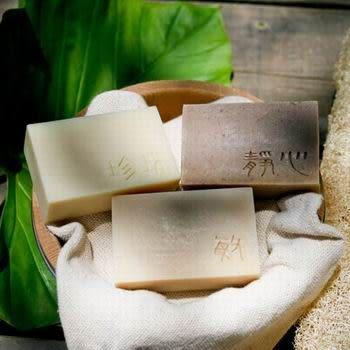 【艋舺肥皂禮盒】敏皂+珍珠皂+靜心皂 - 手工皂.母親節禮物.送禮.禮物.熱銷