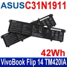 ASUS C31N1911 原廠電池 X421FL X421FP X421FQ X421IA X421JA X421JP X421JQ A413FF K433FA VivoBook Flip 14 TM420IA TM420UA TP410UA