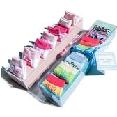 新生兒 (7雙一組) 寶寶襪 嬰兒襪 隨機花色 襪子 彌月 滿月 禮盒 盒裝 嬰兒 橘魔法 現貨