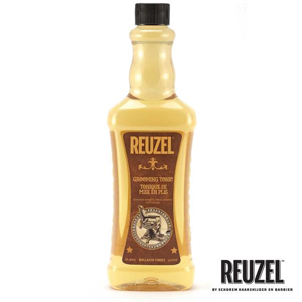 REUZEL Grooming Tonic 保濕強韌打底順髮露 500ml (原廠公司貨)【Emily 艾美麗】