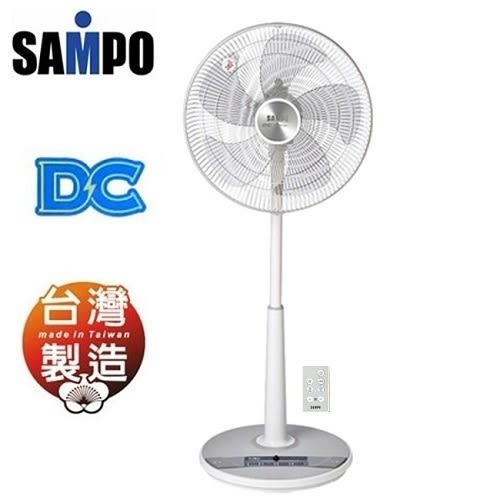 SAMPO 聲寶-14吋DC循環節能立扇 SK-FL14DR