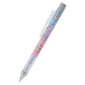 小禮堂 雙子星 日製 自動鉛筆 搖搖筆 自動筆 0.5mm monograph (粉藍 獨角獸) 4550337-73951