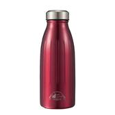【預購】CB JAPAN MiDi 城市系列雙層保冷保溫瓶 │五色粉紅桃