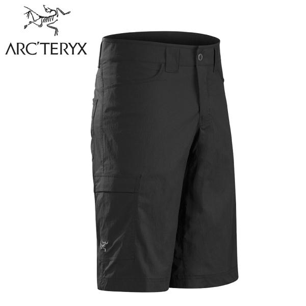 【ARC TERYX 始祖鳥 男 Rampart Long 快乾短褲《黑》】17134/快乾短褲/短褲/休閒短褲